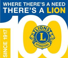 Soon to be Lions 100th birthday