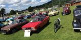 Lions Classic car day on Honiton Charter day