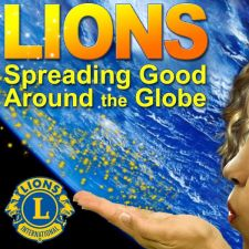lions around the globe