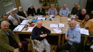DG Fred Bloom visits Honiton Lions