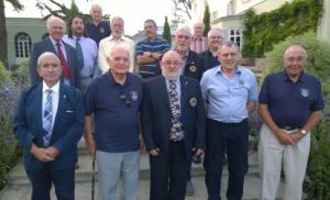 Group of the Honiton Lions 2016-17