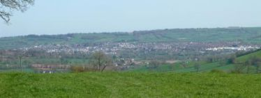Honiton in the Ottery Valley