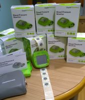 The Home use blood pressure monitors for Honiton Surgery
