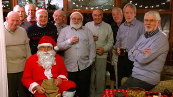 Merry Christmas from Honiton and District Lions Club